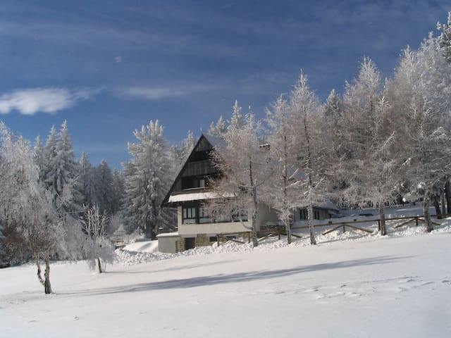 Mountain Cabin Ruška koča - Double Room