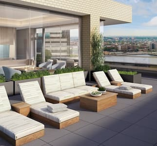 LUXURY LIVING NEAR WALL STREET - Wohnung