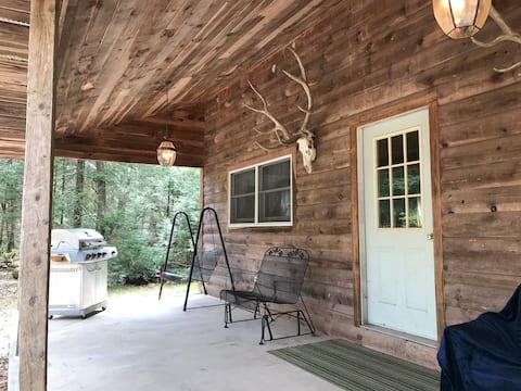 Straight Pine Elk & Deer Beavertown Woods