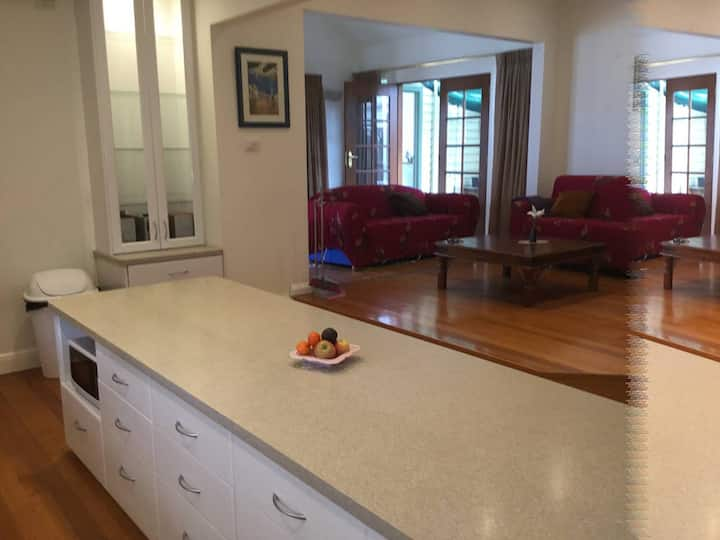 Business Stay or large family 4 Bedroom Newtown
