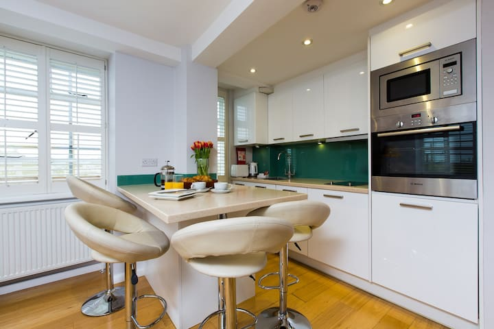 One-Bed - 4 Guests - Chelsea SW3 - NGH