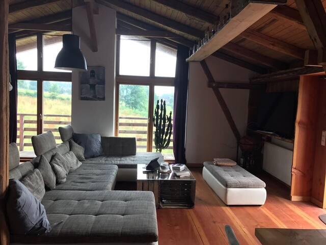 Wohnung in Achterwehr für max. 2Erw.+2Kinder, 85m²
