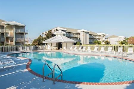 Romar Lakes Condo w/ Beach Access - 奥兰治海滩(Orange Beach) - 公寓