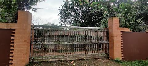 Naf Garden Firm House.