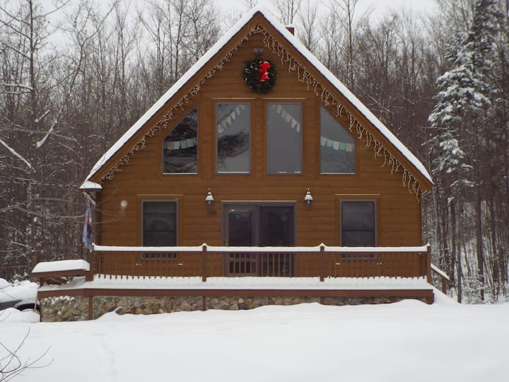 Sunday River Ski House!