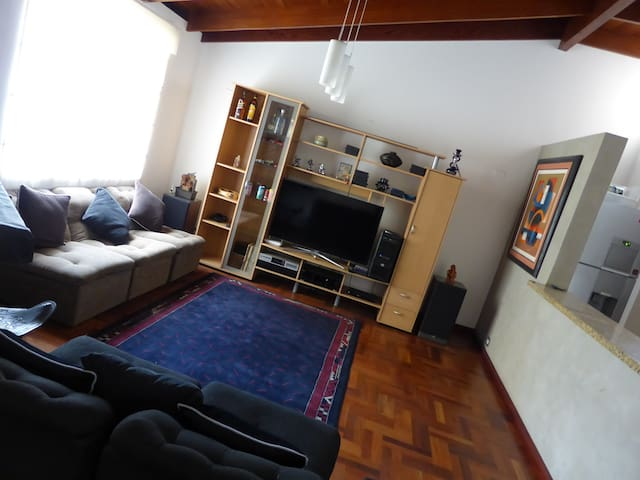 very nice two rooms apartment - San Borja - Condominium