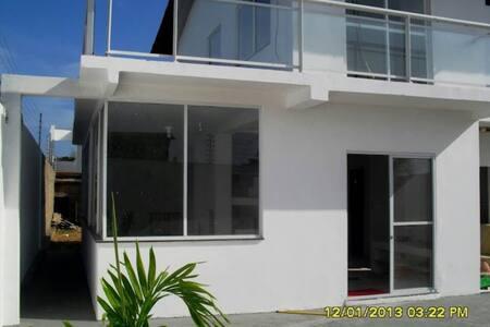 Casa Temporada Duplex Praia do Meio - São José de Ribamar - House - 2