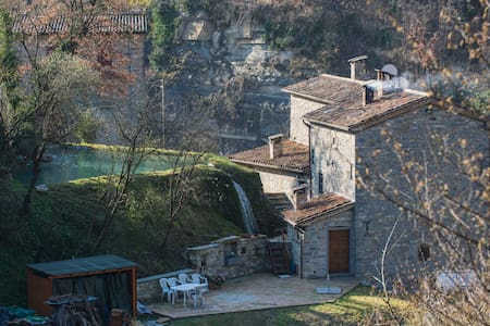Medieval Watermill of Renzetti - CAMPO Apartment - San Giustino - Διαμέρισμα