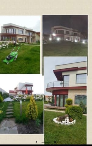 Luxury villa whit pool and hot tube and big garden