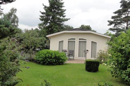Luxe chalet op landgoed Kerkendel - Kootwijk - Σπίτι