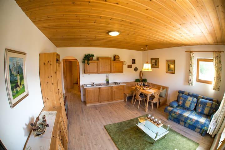 Appartement Schlossblick - Wohnung Hammerwand
