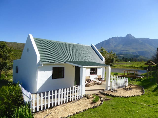 Hermitage Huisies: Rose Cottage - Swellendam - House