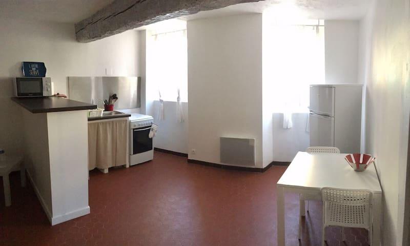Appartement Provençal au coeur de la ville