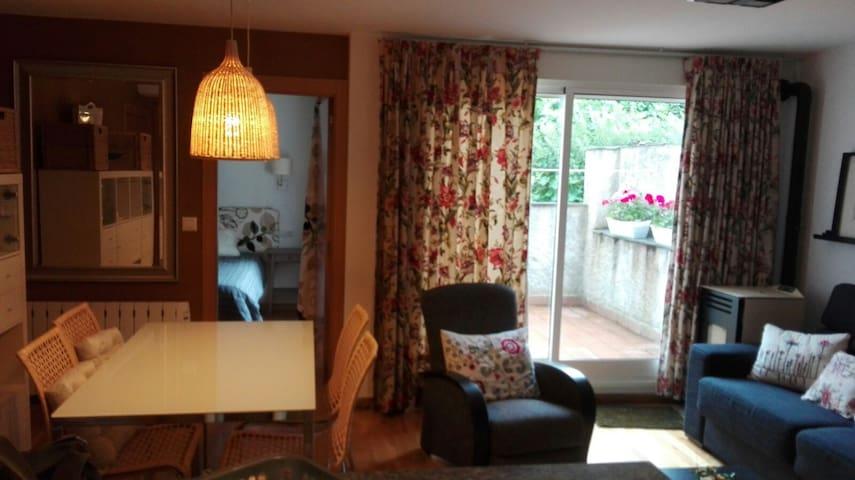 Apartamento con terraza - Villafranca del Bierzo - Condomínio