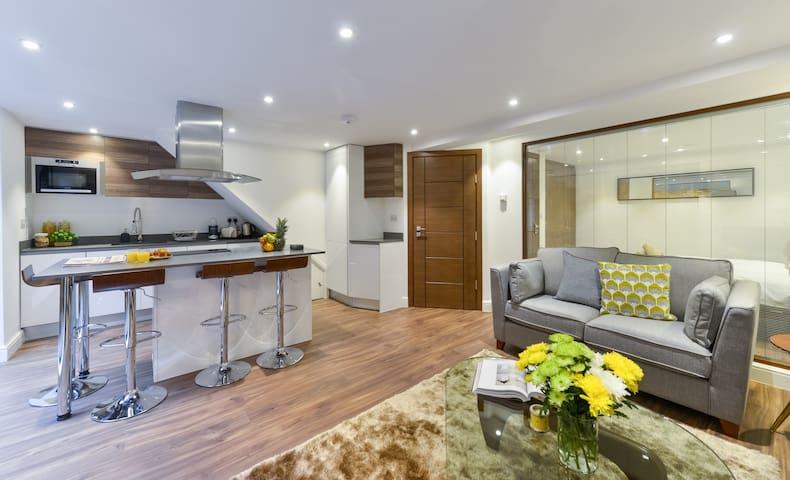 Superb 1 Bedroom Apartment Based In Camden