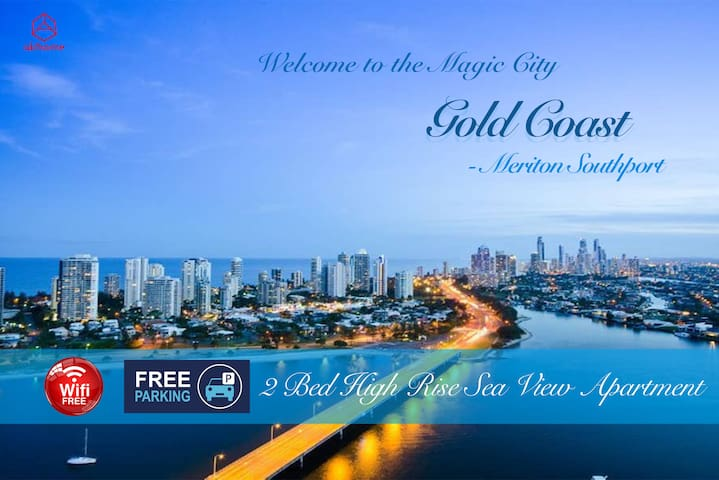 Breathtaking Ocean View APT in Gold Coast