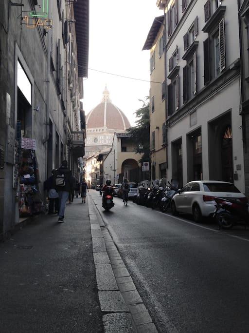 Via Dell'Oriuolo