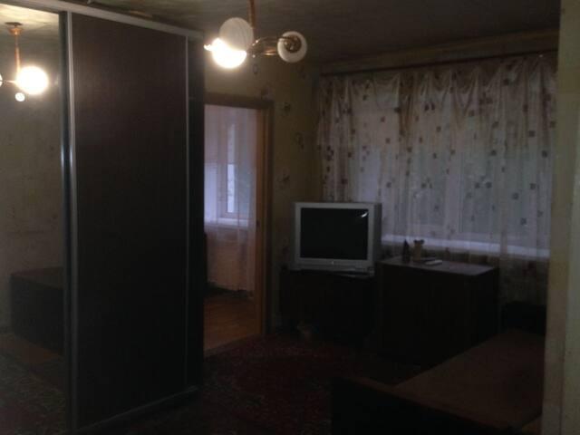 Дом с прекрасным видом в городе Казань