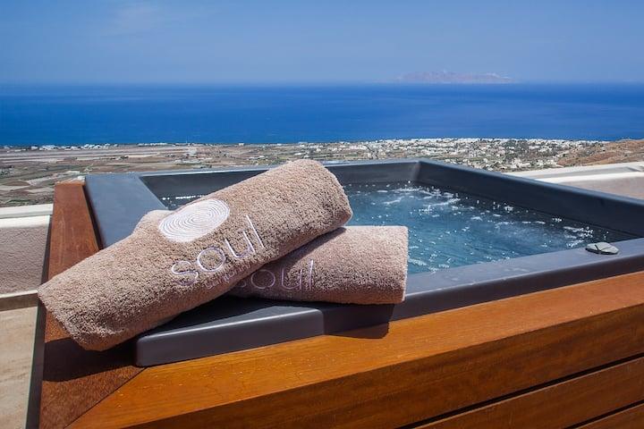 Santorini Soul S Villa