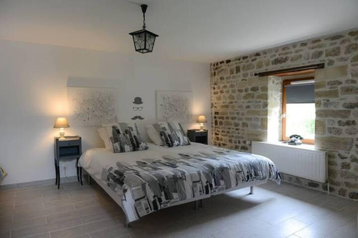 Bayeux Normandie Spa & Charme de la Chambre Gaston - Carcagny