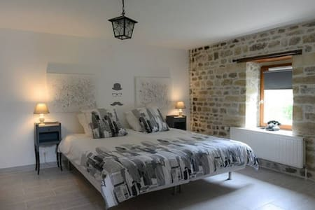 Bayeux Normandie Spa & Charme de la Chambre Gaston - Carcagny - Casa de hóspedes
