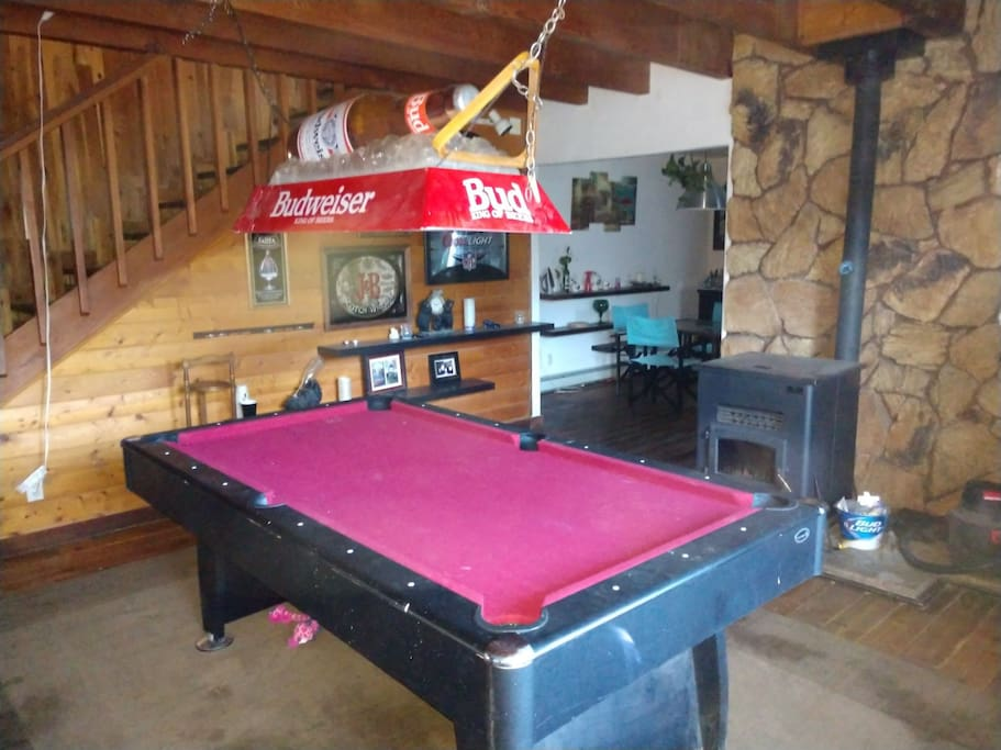 A game of billiards anyone