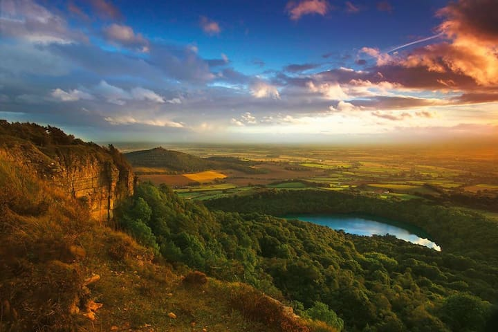 View from Sutton Bank