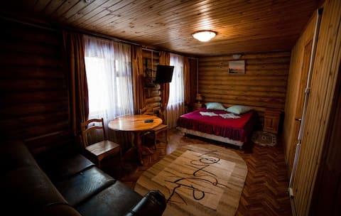 Дом люкс с сауной