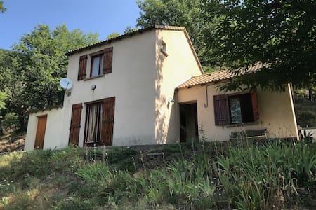 Maison dans les Cévennes Lou Barayre