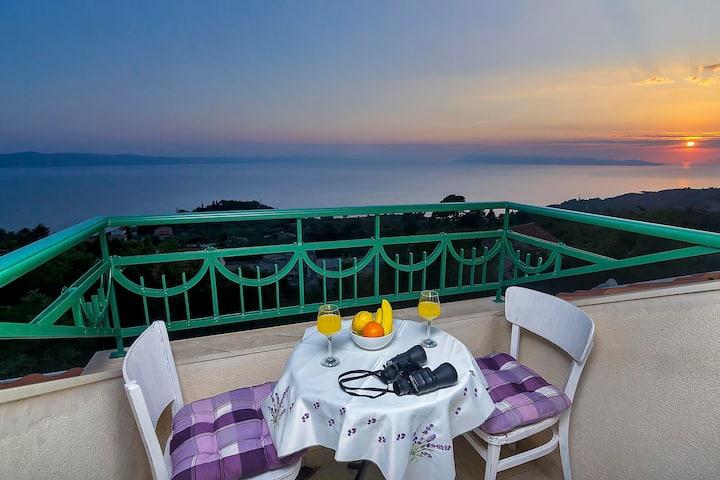 Villa with amazing seaview