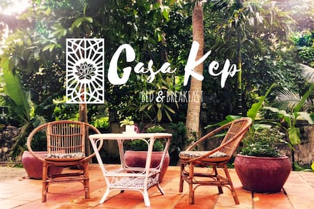 Casa Kep.  Beautiful villa in nature setting. - Krong Kaeb