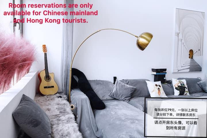 西藏 拉萨 有隐私的独家床位(4)79元/张床位