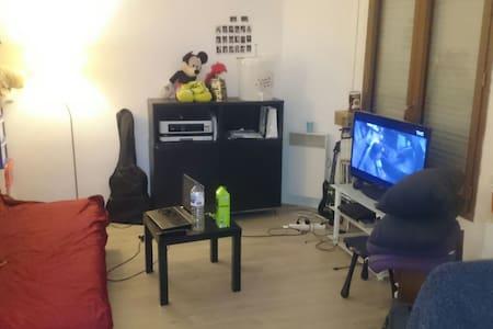 Studio de 31 m2 av petite terrasse - Шарантон-ле-Пон - Квартира