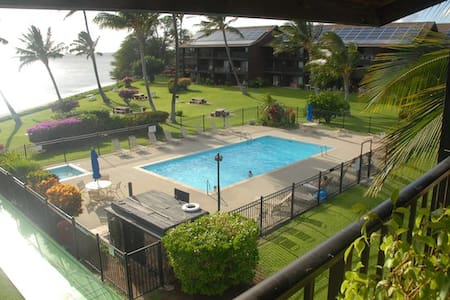 Beachfront Condo, Molokai - 考納卡卡伊(Kaunakakai) - 公寓