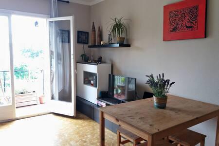 Habitación privada a 25 min de Barcelona