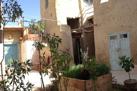 Traditional Siwan Eco House in Siwa town