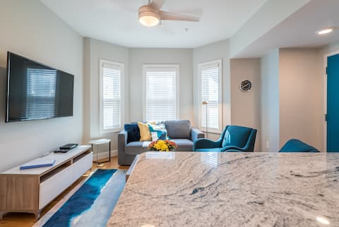 Private Ensuite Close to MIT and Kendall Sq.