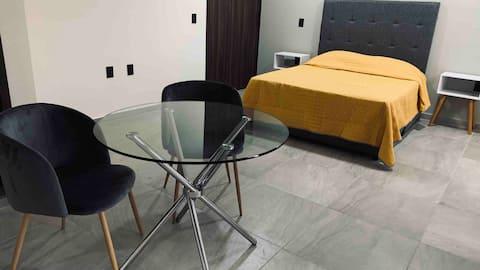 Hermoso departamento nuevo,genial para home office