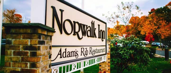 $1,450 Private Room at Norwalk Inn.