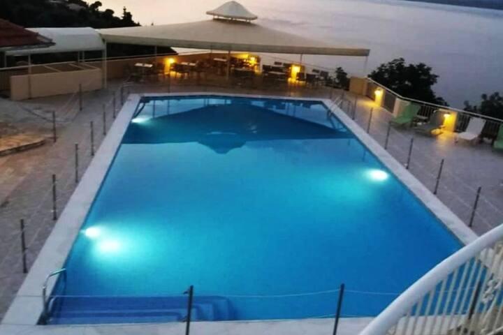 Sunrise Hotel Lefkada Nikiana