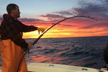 Angling for the big catch - Boston's North Shore is teeming with fish - what's your favorite catch?  Halibut? Tuna? Stripers?