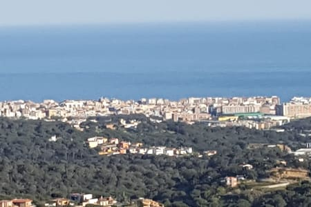 Agreable villa avec superbe vue sur mer - Lloret Blau