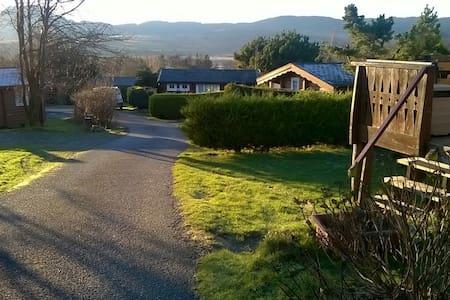 Trawsfynydd holiday cabin - Trawsfynydd
