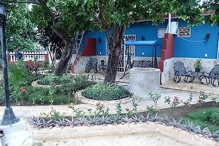 Casa Buenavista-Ecoturismo Nicaro (Room Pinares) - Nicaro - Guesthouse