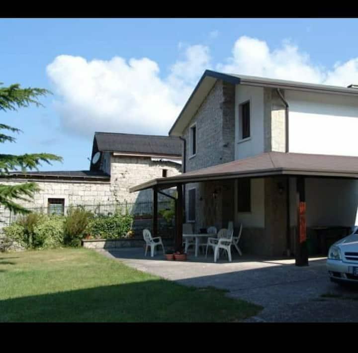 Villa Fabiana sul Matese