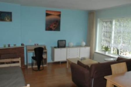 Cosy apartment near Hilversum and closeby Utrecht - Lakás