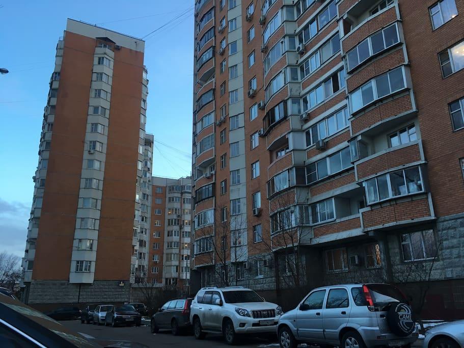 Фасад - facade