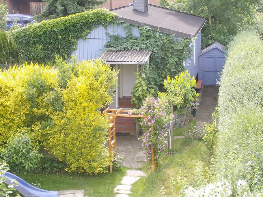 Gästehaus im Garten / Guesthouse in the garden