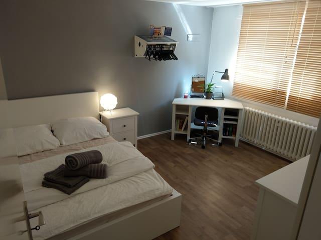 Gemütliche 2-Zimmerwohnung in Münsters Süden