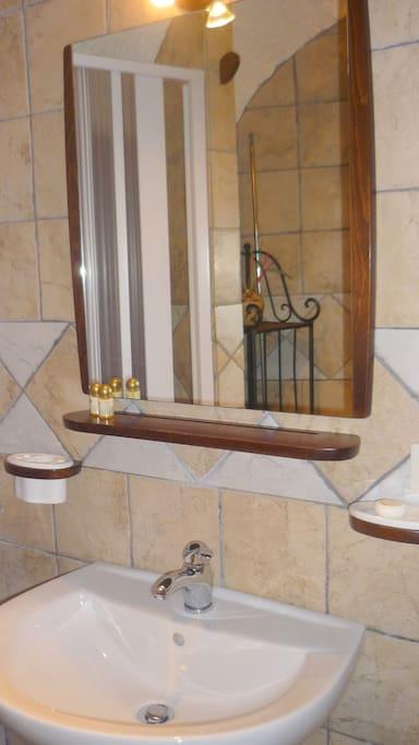 Toilette completa